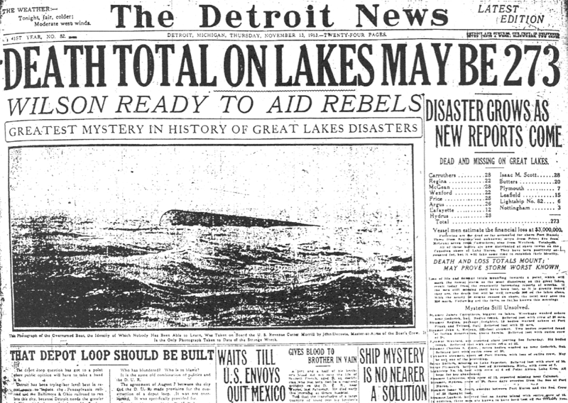 michigans natural disasters 60 years later: deadly twister remains worst natural disaster in west michigan's modern history caleb whitmer @hollandsentinelcom, (616) 546-4269 @cpwhitmer.