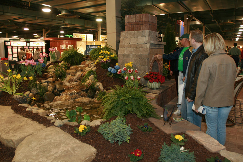 Lansing Home And Garden Show ~ March 17 20, 2011