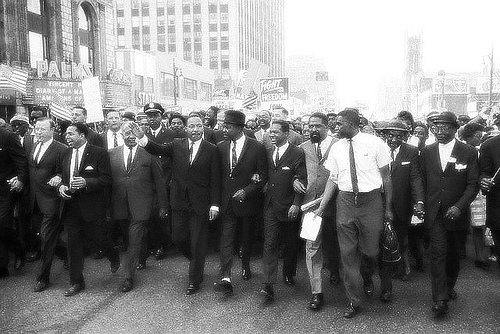 MLK Walk to Freedom Detroit