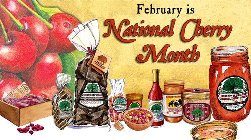February-is-National-Cherry-Month