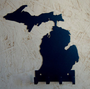 Michigan Keychain Holder