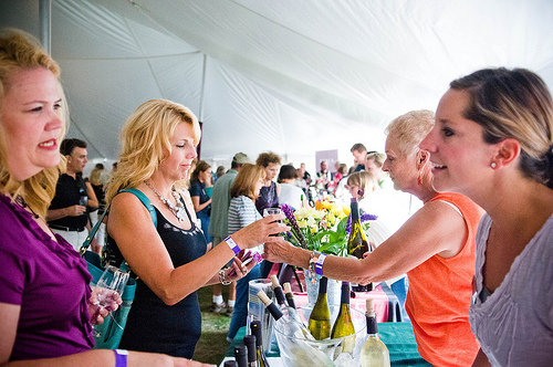 Traverse City Wine & Art Festival