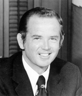 Michigan Governor William Grawn Milliken