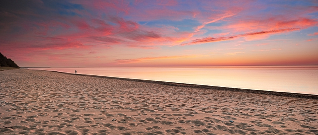 Twelve Mile Beach by Michigan Nut